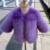De calidad superior niñas faux fur coat otoño invierno niños prendas de abrigo chaqueta ropa de bebé niño ropa de abrigo de Lana gruesa
