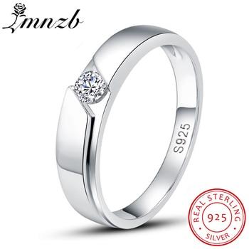 4b21b84996ad Estrella de pavo real sólido Plata de Ley 925 anillo de lujo de tres  piedras 8 quilates amarillo canario creado Diamante CFR8157