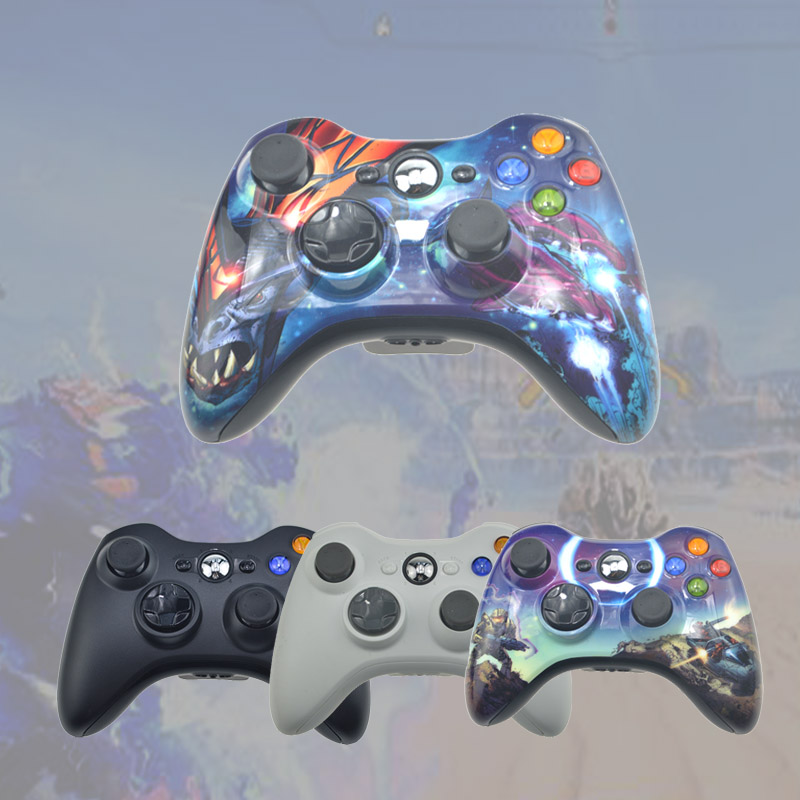For XBOX 360 Wireless Controle For Microsoft XBOX360 PC Computer Game Controller Gamepad Joypad women pregnant maternity photography fashion props shoulderless dress white bohemian holiday beach skirt irregular dress