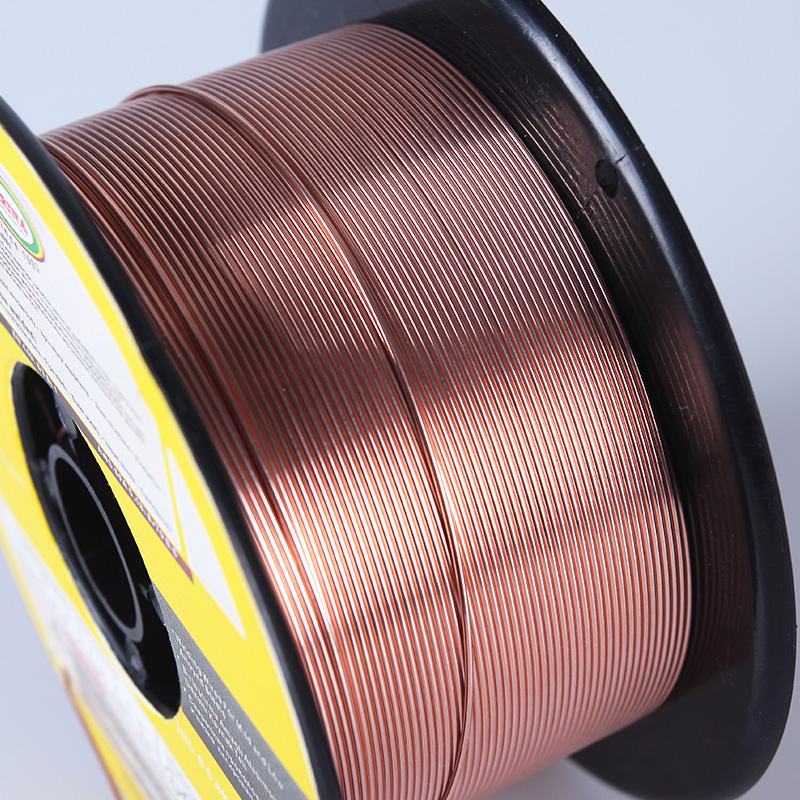 MIG Solid Welding Wire 70S-6 ER70S-6 ER50-6 0.6/0.8/0.9/1.0/1.2mm .023/.03/.035/.04/.045