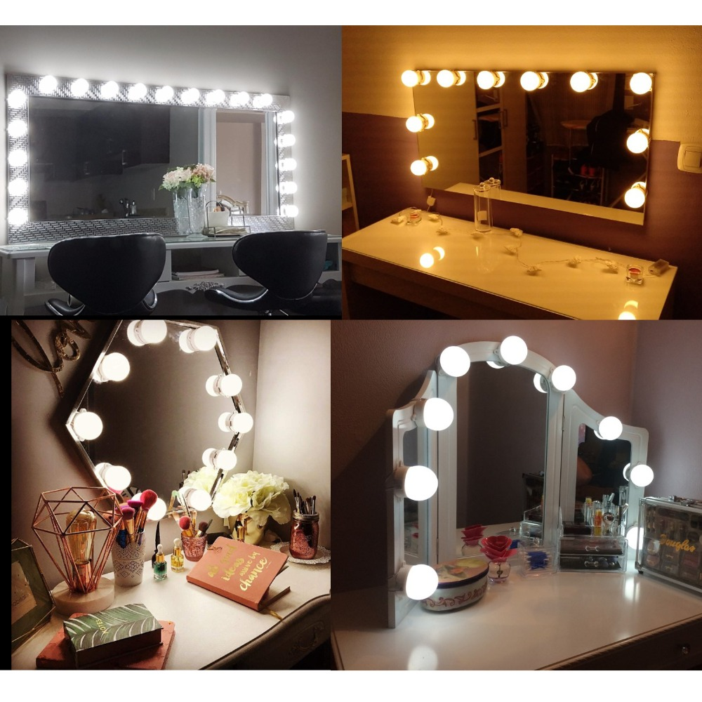vanity lights application