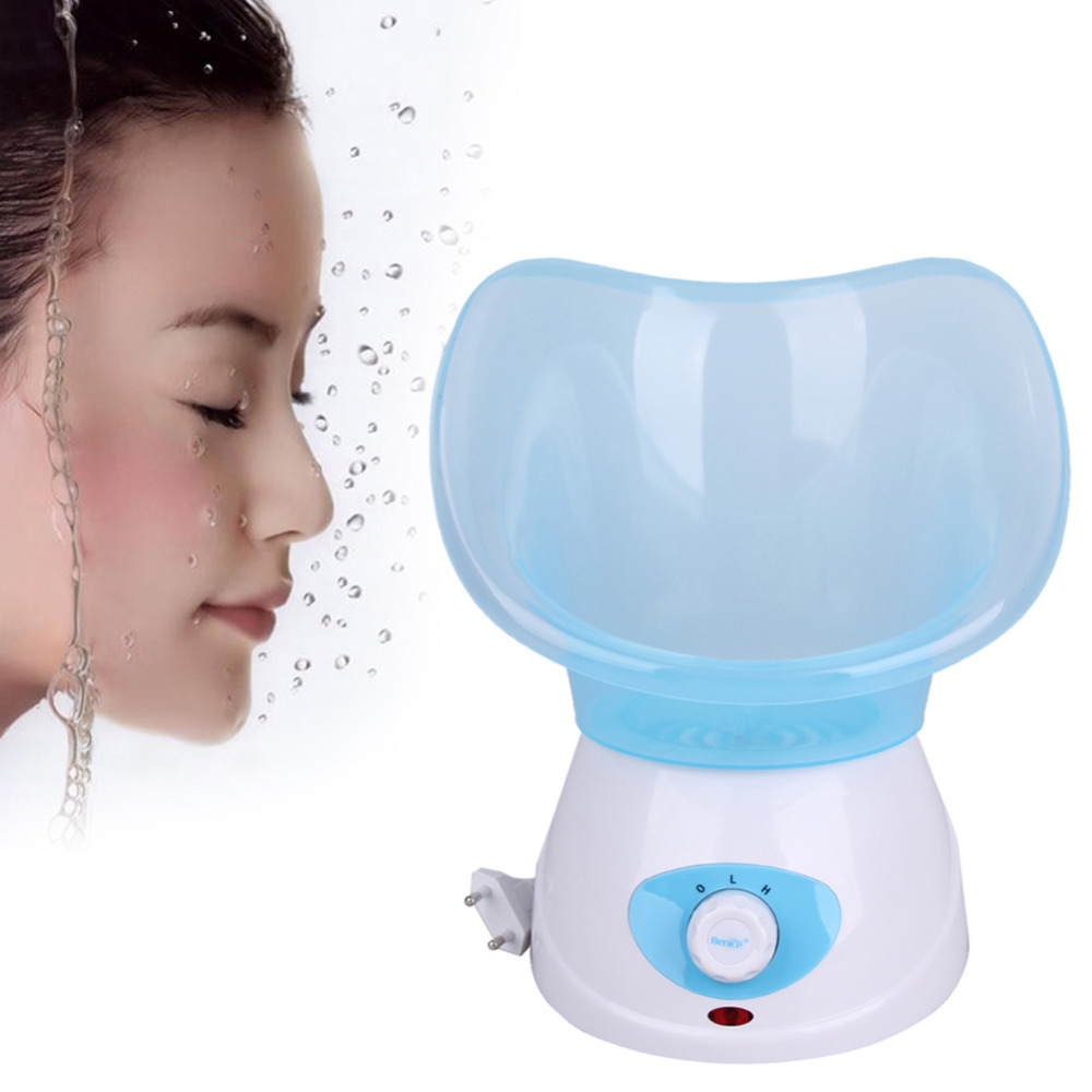 Hot Sale Deep Cleaning Facial Cleaner Beauty Face Steaming Device Facial Steamer Machine Thermal Spray Device Sprayer free shipping 100% guarantee salon use beauty facial spa steamer face cleaner facial moisture vaporizor with factory price