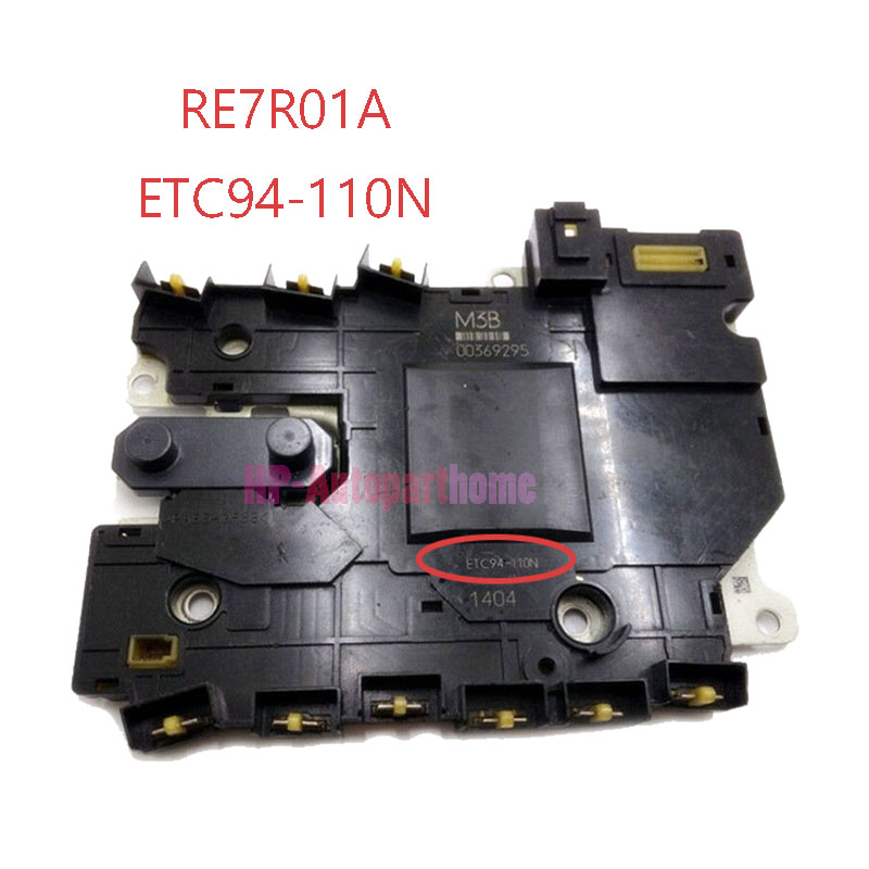 Original RE7R01A ETC94-110N TCM TCU TCV Transmission Control Module for Nissan Infiniti Pathfinder Titan 07up(China)