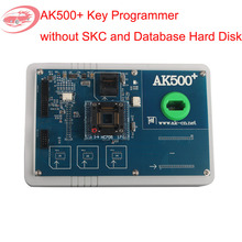 High Quality latest full set AK500+ Key Programmer without EIS SKC Calculator ak500 Key programmer without Database Hard Disk