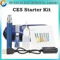 EGo CE5 E Cigarro Starter Kits, ego T bateria e cig cigarro eletrônico CE5 Atomizador líquido para cigarro eletronico Caso zipper