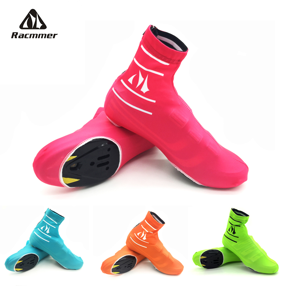 Racmmer Dust-Proof Cycling Shoe Cover Cubre Zapatillas Ciclismo Men Mtb Road Bike Bicycle Overshoe Cycle Boot Reflective #ST-01