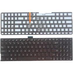 Z nami klawiatura do asus K501 K501U K501UB K501UQ K501UW K501UX K501L K501LB K501LX A501L A501LB A501LX na laptopa z podświetleniem w Zamienne klawiatury od Komputer i biuro na
