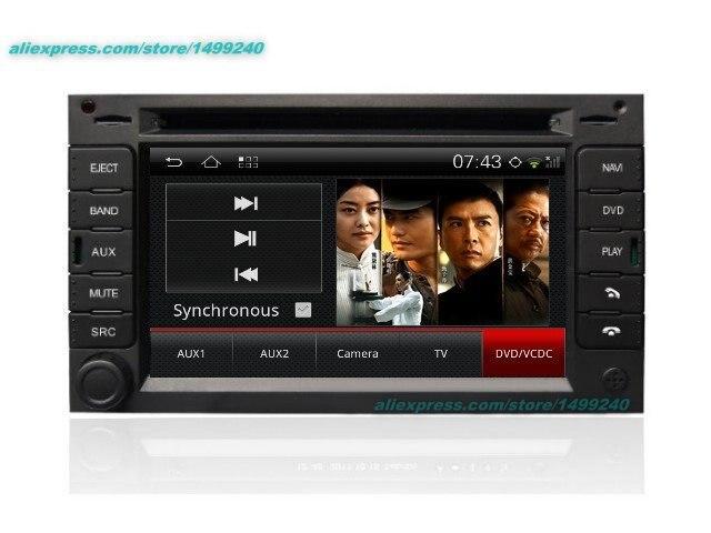 Для Volkswagen VW Fox 2003 ~ 2011-автомобильный Android GPS навигации Радио ТВ dvd-плеер Аудио Видео Стерео Мультимедиа системы