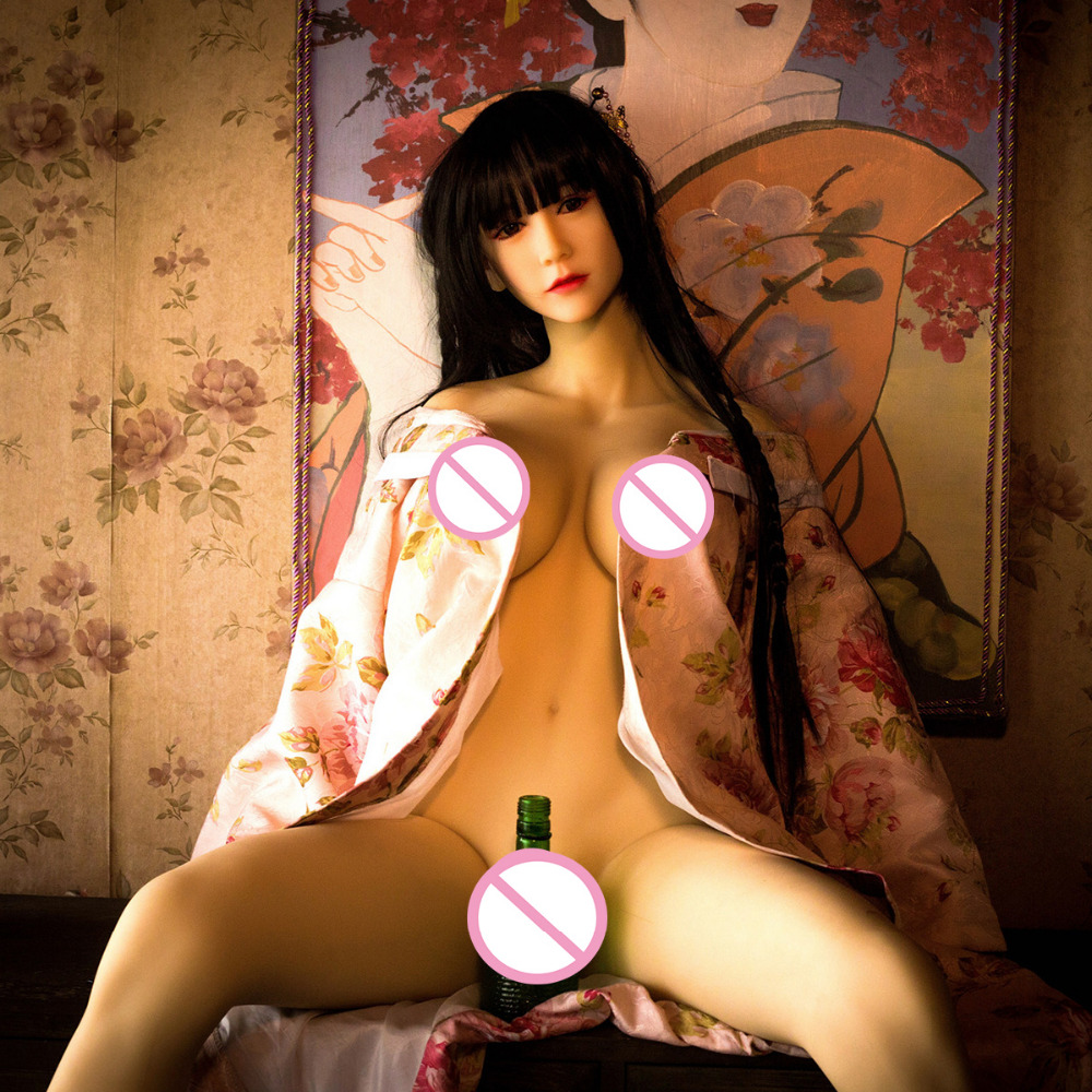 165cm Real Silicone Sex Dolls For Men Adult sex toys Realistic Oral Vagina Pussy Ass real doll Metal Skeleton Japanese Love Doll 2018 new 165cm talll real japanese silicone sex dolls realistic big ass metal skeleton anime sex doll chinese onlin sex shop