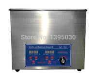 1pc PS 30AL Ultrasonic Cleaner 6L 180w Jewelry/glasses Ultrasonic cleaning Equipment 220V Ultrasonic cleaning machine