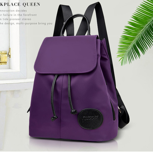 2017 Favocent Hot Cute Oxford Backpack Korean Shoulder Bag Bookbags Traveling School Bags Preppy Women Bag Best Prices for Girls