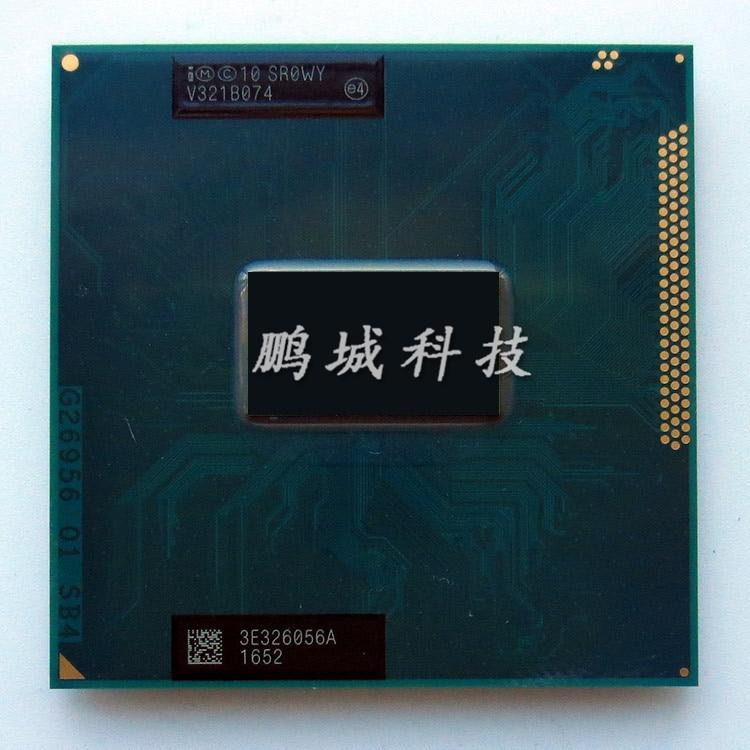 Intel Core i5 3230M Mobile Laptop CPU Processor 2.6GHz 3MB SR0WY G2 988(China)