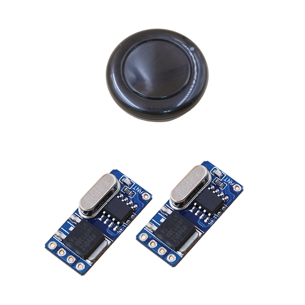 Best Price DC3V 3.6V 5V 6V 7.4V 9V 12V Mini Relay 1CH Radio Remote Control Switch Receiver 2* Round Transmitter Learning Code nema43 best price 6 0a 12nm 115mm
