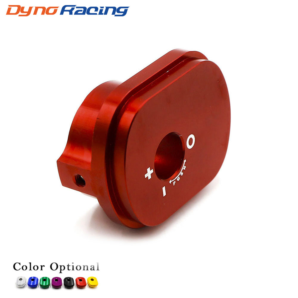 Motorcycle Ignition Cylinder Cover High Quality Motorcycles Aluminum Ignition Cylinder Cover For Honda Ruckus Zoomer