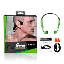 2016 Fashion nice5 Sport Bluetooth Headset handfree 4.1 Neckband bone Headphone for iPhone Running Cycling earphone with mic