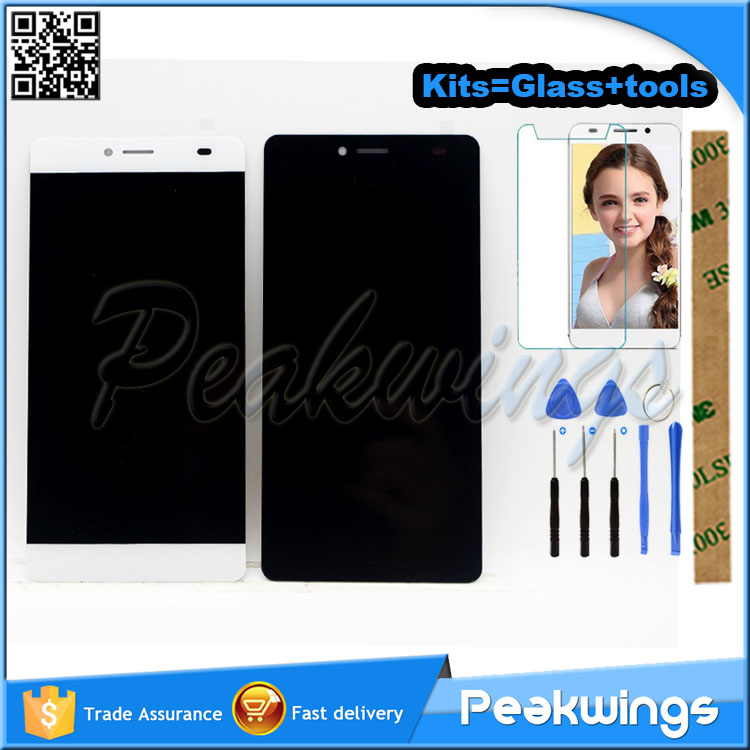 mua màn hình bqs 5004 - 5 inches 100% Tested BQS 5070 LCD Display For BQ BQS-5070 Magic LCD Display Touch Screen Digitizer Assembly