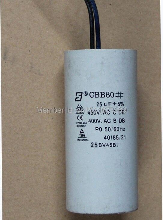 25uf Water Pump Capacitor For Lx Pump Lx Tda200 Ja200