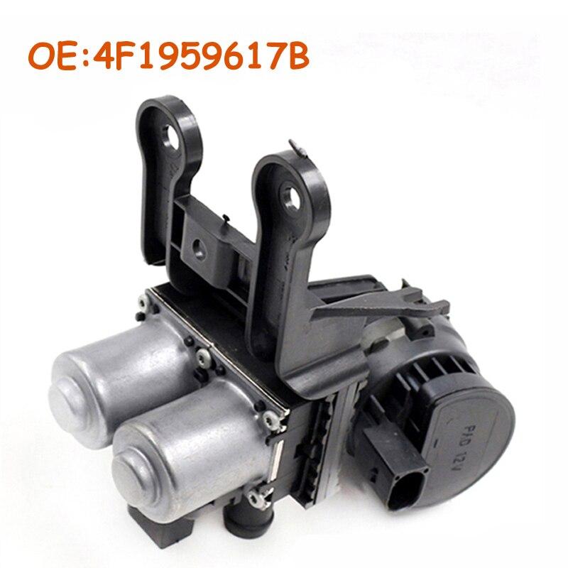 4F1959617B 4F1959617A For Audi A6 A6 Quattro 4F C6 S6 2005 2006 2007 2008 2009 2010 HCVAD001 A/C Coolant Heater Control Valve