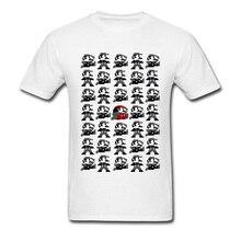 Прочный Шарм Супер 3D прыжок Забавный мультфильм спортивные футболки для мужчин милый Марио печати o-образным вырезом Топ Футболка для отца день