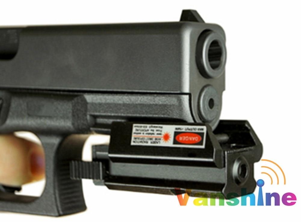 Laser Entfernungsmesser Picatinny : Stücke vektoroptik sideswipe e grün laser