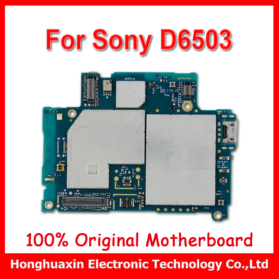 Buy Original Motherboard For Sony Xperia Z2 D6503 Quality Flexible Circuit Boards Sale Good Full Function Unlocked Main Board Logic System From