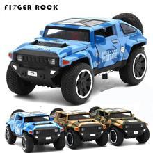 Hummer 1:32 Oyuncak Araba Camouflage HX Concept Car Model Alloy Car Boys Collection Diecast Metal Car Acousto-optic Auto Toys