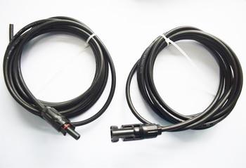 Connecteur De Câble De Batterie | Boguang 12v 150w Système De Kit De Bricolage Solaire 50w Panneau Solaire 12 V/24 V/20A Contrôleur MC4 Câble Connecteur 3 En 1 Adaptateur Batterie Charge