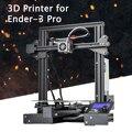 Ender-3 Pro V-slot Pru sa I3 DIY 3D Drucker Kit 220x220x250mm Druck Größe mit Magnet Plattform Aufkleber