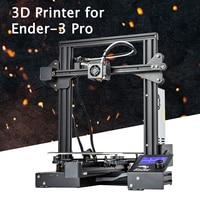 Ender 3 Pro V slot Pru sa I3 DIY 3D Printer Kit 220x220x250mm Printing Size With Magnetic Platform Sticker