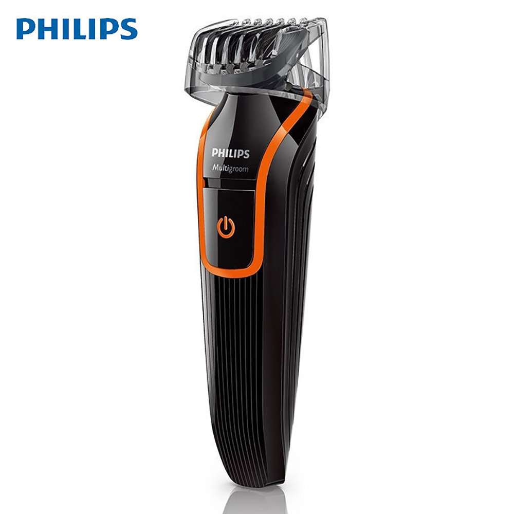 PHILIPS QG3340/16 Multi-functional Kit Hair Trimmmer Professional with Waterproof Automatically Grind Head for Men Hair Clippe