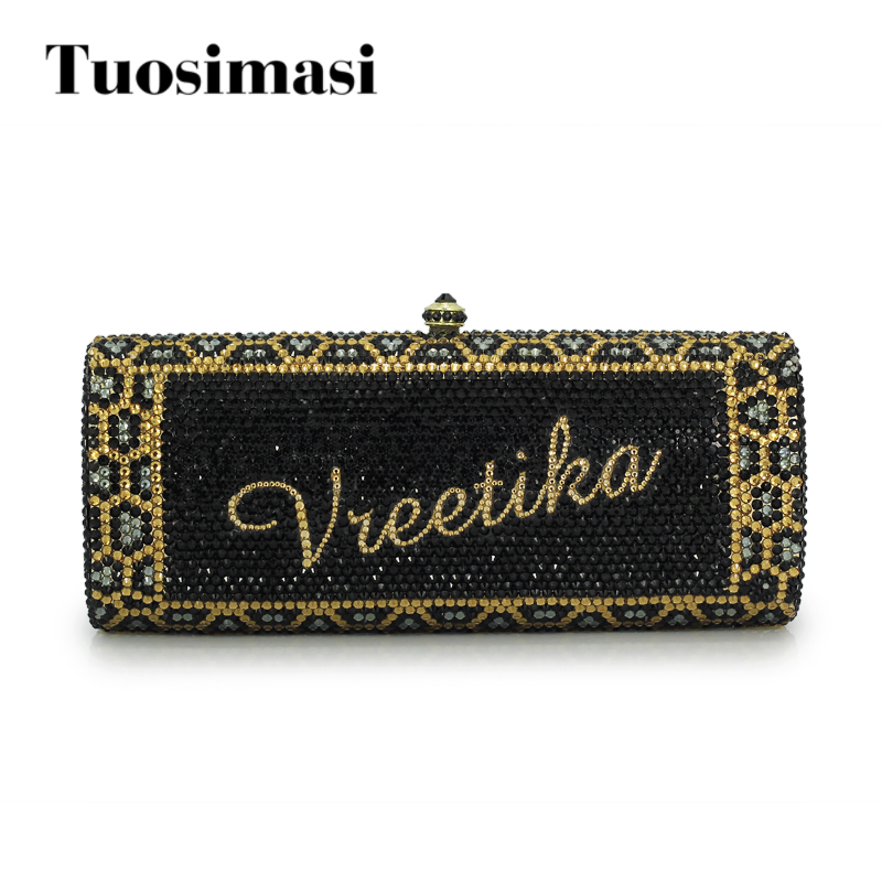 women custom name crystal big diamond clutch women evening clutch bag animal skim pattern handmade diamond party bag(1001BG) women custom name crystal big diamond clutch crossbody chain bag women handbags evening clutch bag 1001bg
