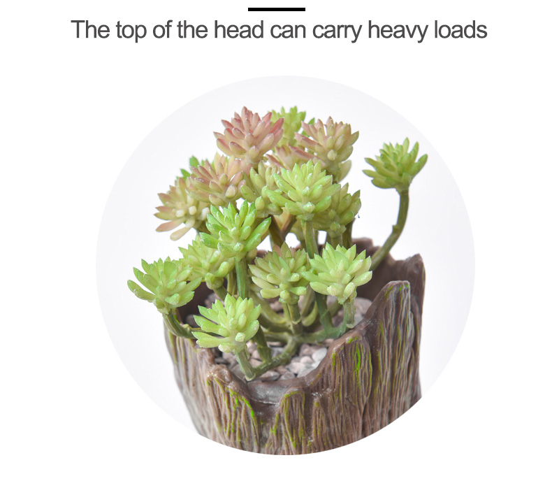 Baby Groot Flower Pot Suitable for Living Room Bed Room and study Room for Full Greenery in House 13
