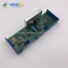 1 unidades nuevo Hengoucn SLT-CON placa de circuito HF1002-2… GNT6029193P1… 91.101.1141 para CD102 SM102 máquina de impresión