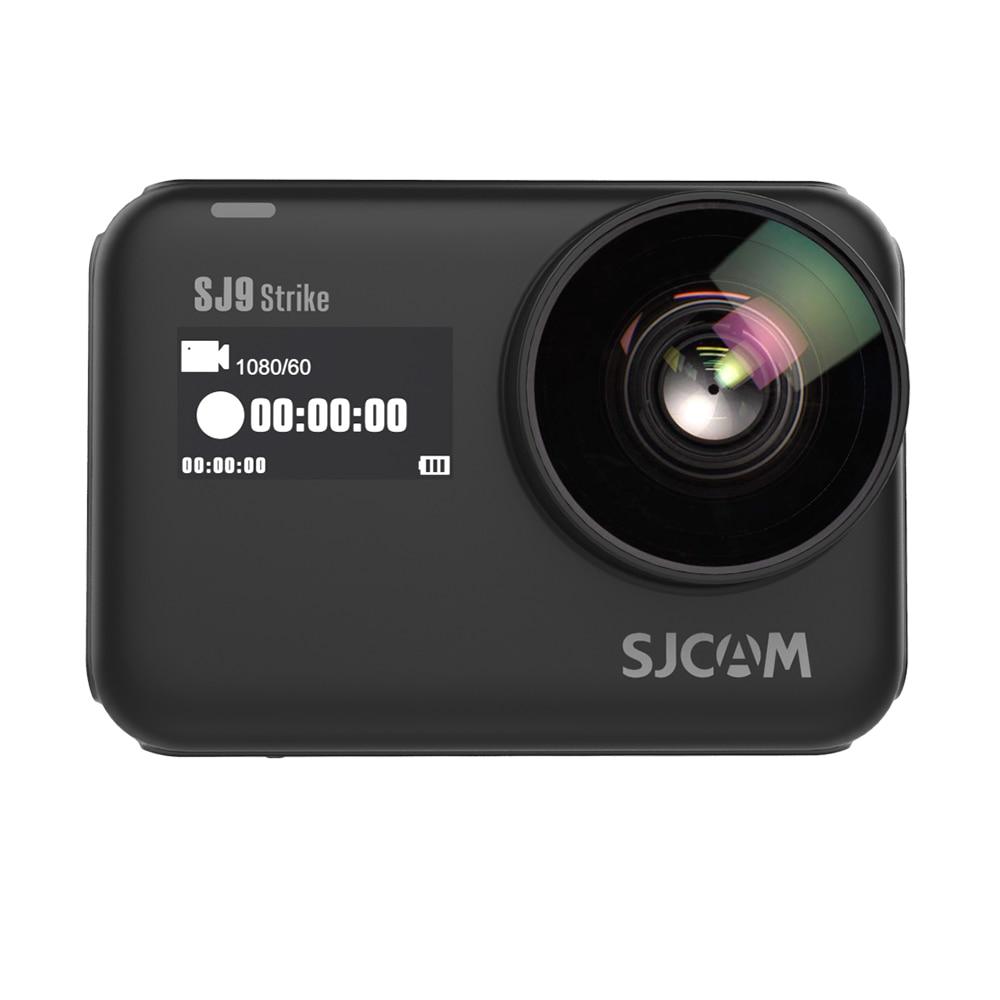 SJCAM SJ9 Strike Gyro/EIS supermooth 4K 60FPS WiFi Удаленная Экшн камера Ambarella Чип Беспроводная зарядка 10 м корпус водонепроницаемый DV - 2