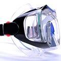 Duiken Zwemmen Masker Set Anti-fog Onderwater Snorkelen Masker Apparatuur Vier Lens Wide Vision Masker + Gemakkelijk Adem droog Snorkel