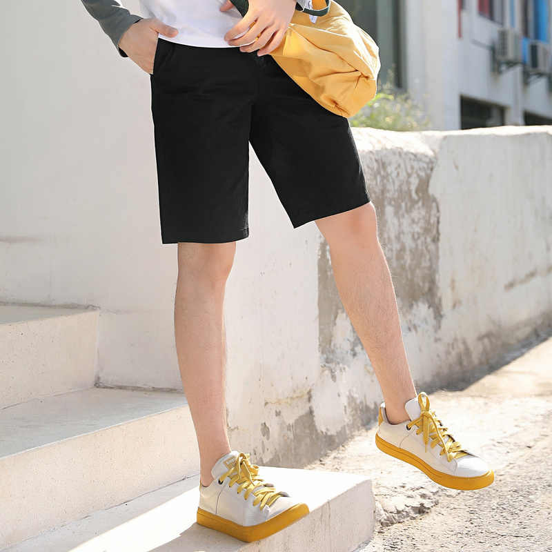 SEMIR Big Size Shorts Men Solid Baggy Loose Elastic Shorts Cotton Casual Plus Size Shorts Extra Large Run Sport Pants