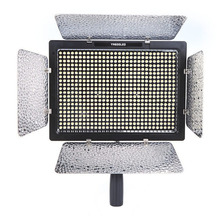Yongnuo YN600L 600 LED Studio Video Light Lamp Color Adjustable Temperature for Canon Nikon Camcorder DSLR