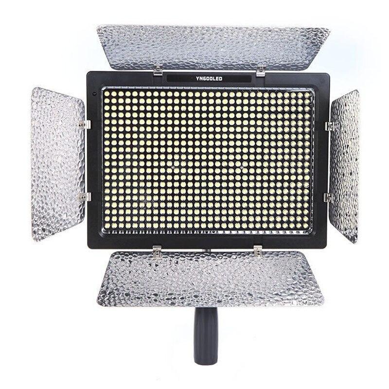Yongnuo YN600L 600 LED Video Studio Light Lamp Couleur Température Réglable pour Canon Nikon Caméscope DSLR