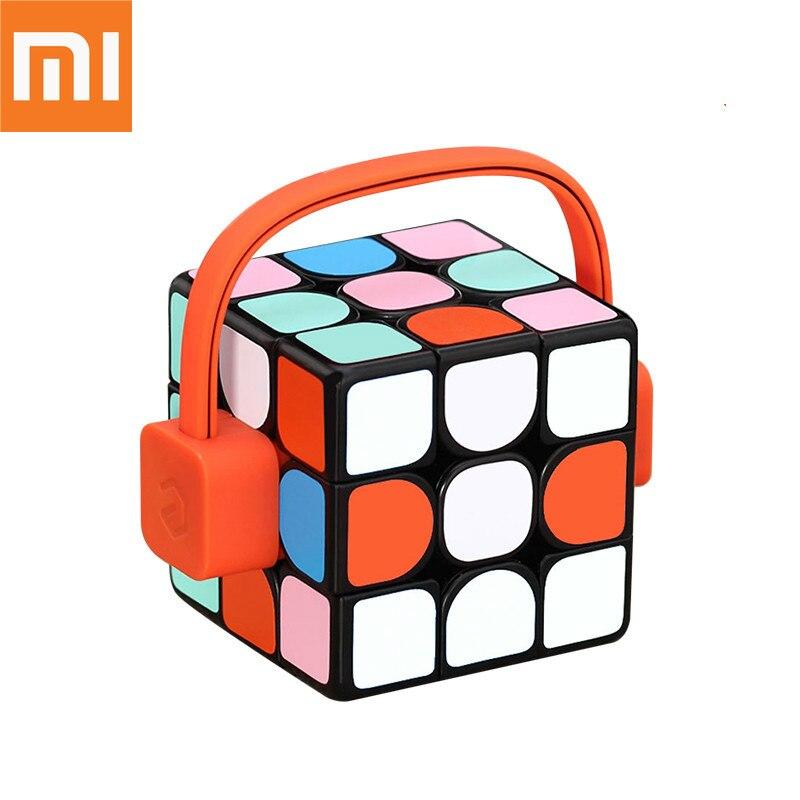 Original Xiaomi Giiker super smart cube App à distance comntrol professionnel magique Cube Puzzles coloré jouets éducatifs pour homme