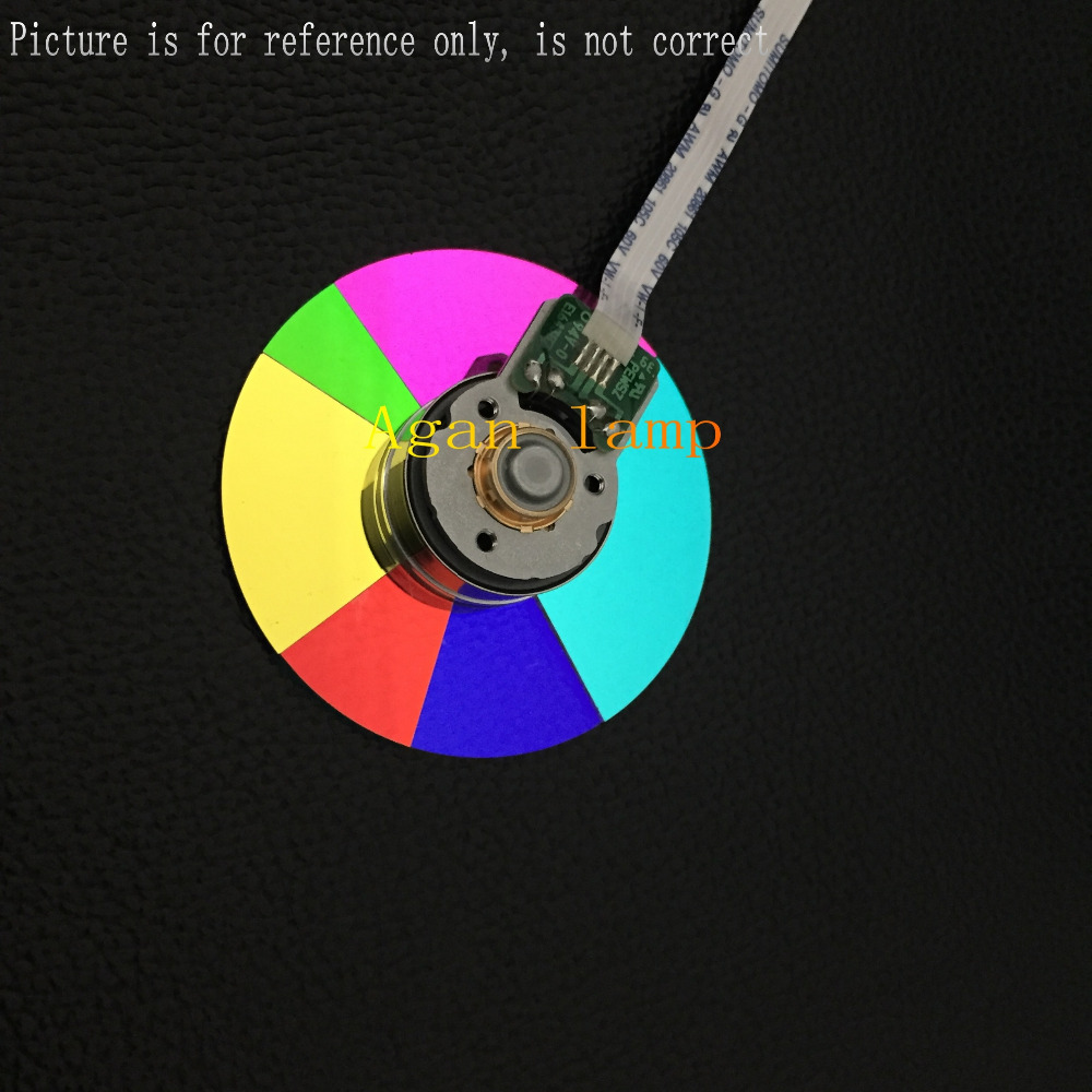 цена на 100% NEW Original Projector Color Wheel for Benq W700 wheel color