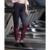 ¡ Caliente! mujeres Degradado de Color de Impresión de secado rápido Pantalones Pantalones Apretados LQ29 Yuga Profesional