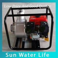 4 Gasoline Engine Self priming Water Pump 96m3/h Centrifugal Pump