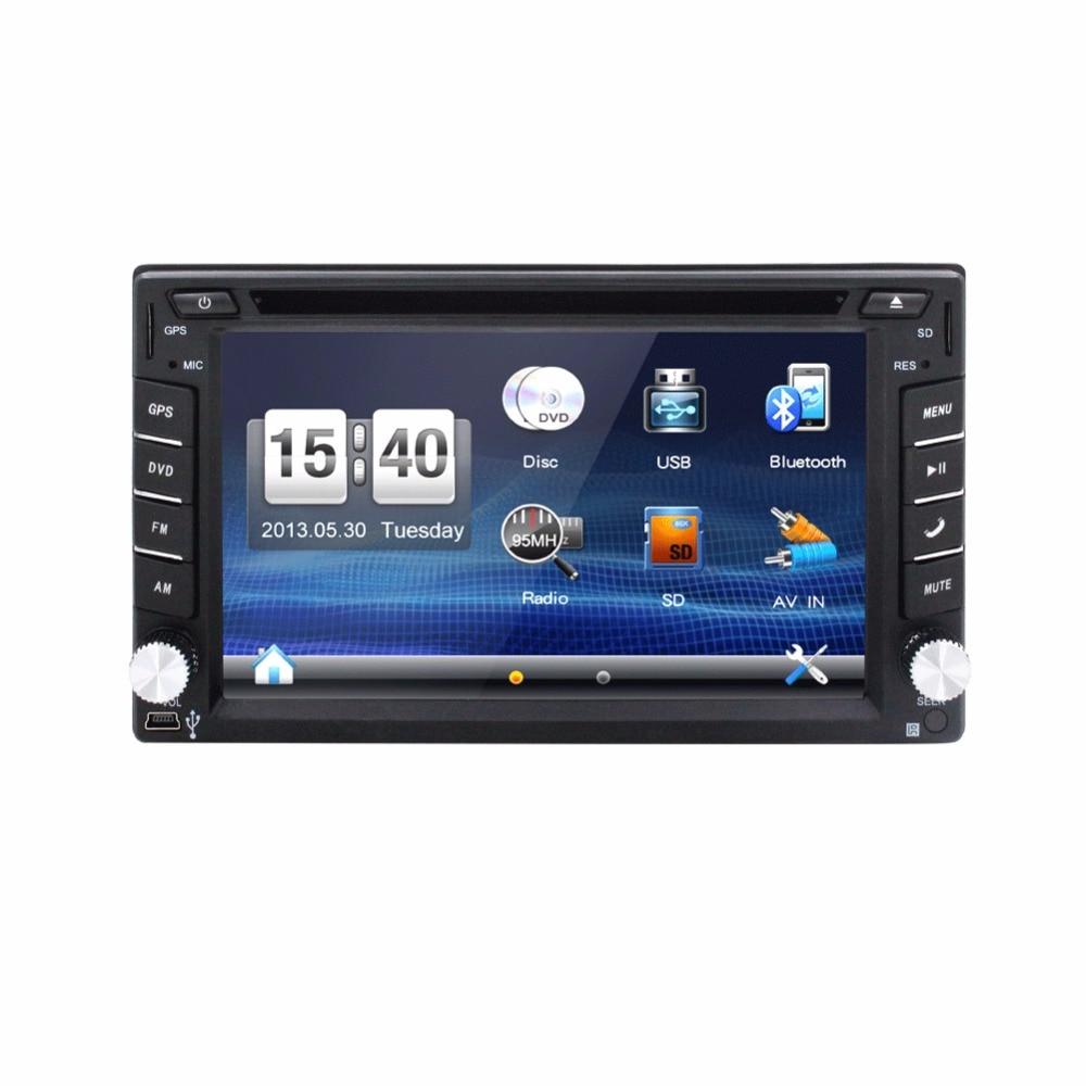 Coche Reproductor multimedia 2 din radio volante grabadora de cinta - Electrónica del Automóvil - foto 2