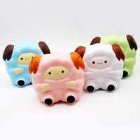 Jumbo 13 5cm New Squishy Sheep Charms Cake Bread Squishi 1pcs Random