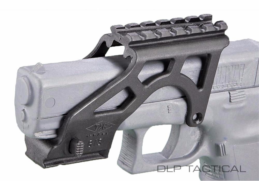 Bereich einfassung Schiene für Gen 3 & 4 Glock 17 19 20 21 22 23 34 ...