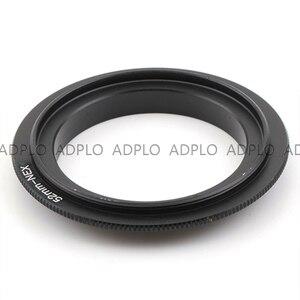 Image 2 - Pixco 49mm 52mm 55mm 58mm lentille Macro anneau adaptateur inverse pour Sony E monture NEX caméra