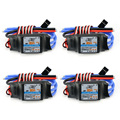 F00177-4 4Pcs JMT 30A Brushless ESC Speed Controller For DIY FPV RC Quadcopter DJI F450 Multi-Rotor Aircraft Helicopter + FS