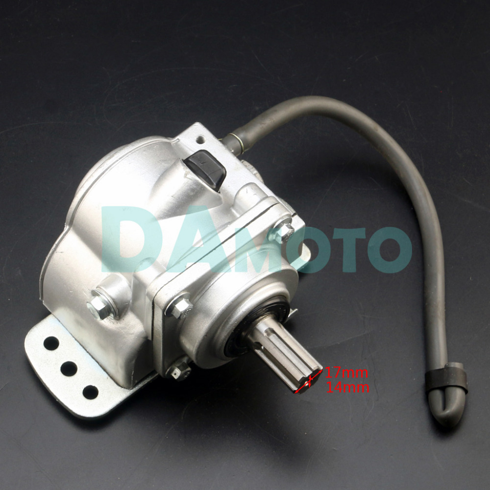 Radient Chinese Atv Gear Box For Yamoto 50cc Atv Parts & Accessories 110cc E22 Engine Reverse Gear Box Akuma To Ensure A Like-New Appearance Indefinably