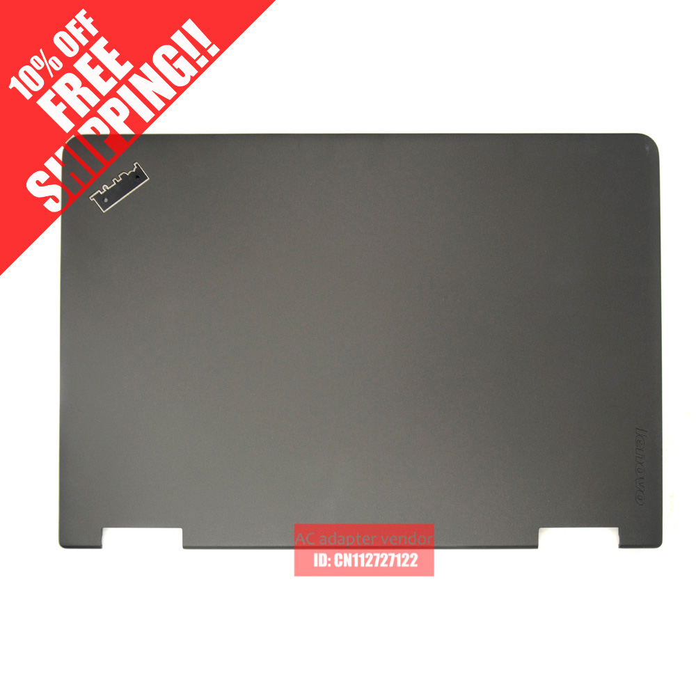 FOR thinkpad FOR LENOVO YOGA S1 s1 yoga 12 A shell top Cover black silver  цена