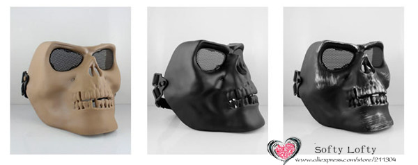 CS Soldiers Mask Protection 3 colors - 6
